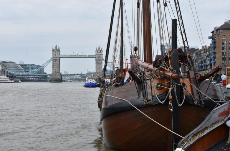 Verblijf in Londen aan de Hermitage Community Moorings