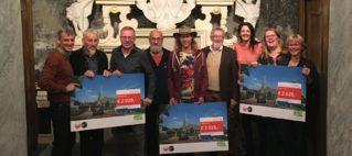 Bonus van Leeuwarden-Fryslân 2028 en Iepen Mienskip Fûns!